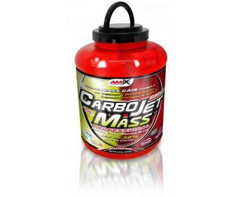 Πρωτεΐνη CarboJet Mass Professional 1.8kg - 1