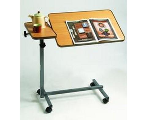 Τραπέζι Κρεβατιού Κυλιόμενο Διπλό - 1