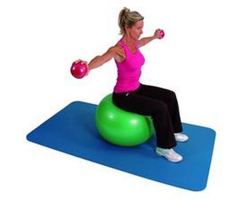 Μπάλες Γυμναστικής ABS Οικονομικές (MSD) - 2