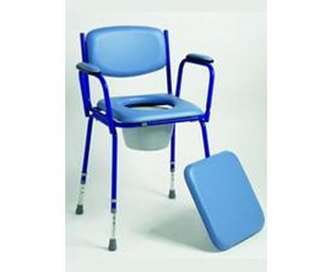 Κάθισμα Τουαλέτας Ανυψωτικό με Αφαιρούμενα Πλαϊνά