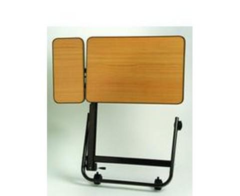 Τραπέζι Κυλιόμενο Πτυσσόμενο Διπλό - 2
