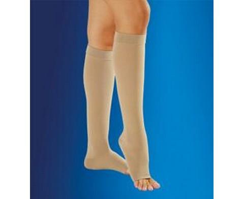 Κάλτσα Κάτω Γόνατος (ανοιχτά δάχτυλα) CLASS II - 1