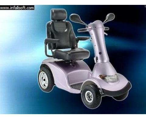 Ενοικίαση ηλεκτροκίνητου scooter