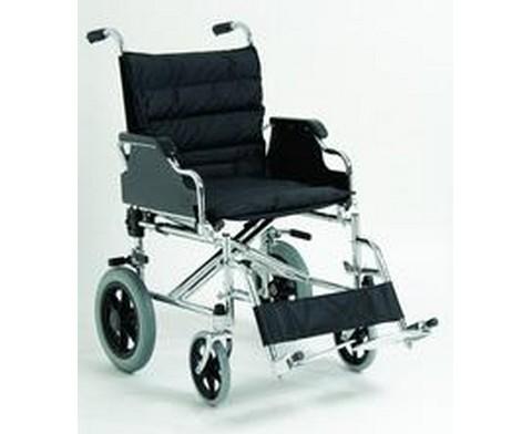Αναπηρικό Αμαξίδιο με Πλαϊνά Γραφείου και Μαξιλάρι - 1