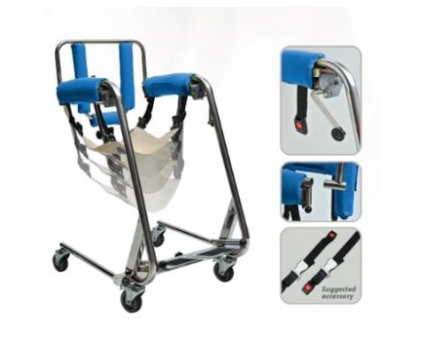 Καρέκλα-Γερανάκι μεταφοράς ασθενή BODY UP