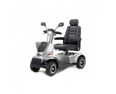 Ενοικίαση ηλεκτροκίνητου scooter breeze - 2