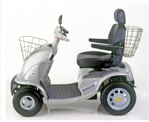 Ενοικίαση ηλεκτροκίνητου scooter breeze