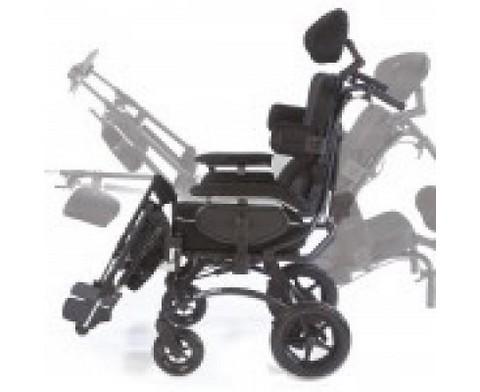 πολυχρηστικό χειροκίνητο αναπηρικό αμαξίδιο Marcus - 3