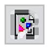Επιθέματα διαφανή αυτοκόλλητα απορροφητικά (φιλμ) 10 x 10 - 1