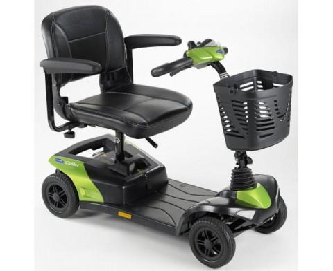 Ενοικίαση ηλεκτροκίνητου scooter με 4 τροχούς - 1
