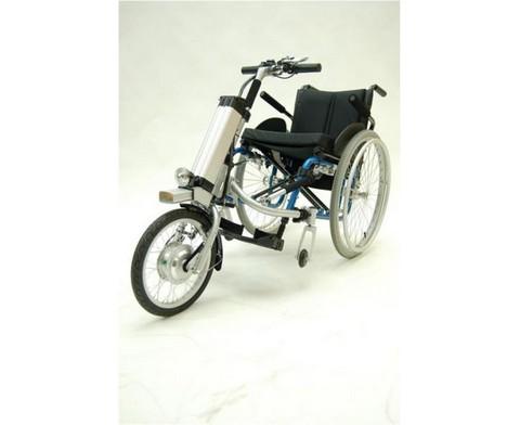 Μετατροπέας χειροκίνητου αναπηρικού αμαξιδίου σε σκούτερ - 1