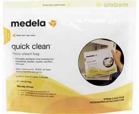 Σακουλάκια αποστείρωσης  Quick Clean - 1
