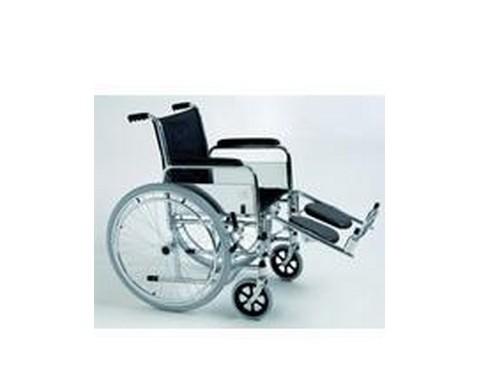 Αναπηρικό Αμαξίδιο σε χρώμα Inox