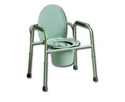 Κάθισμα Τουαλέτας με Ρυθμιζόμενο Ύψος - 1