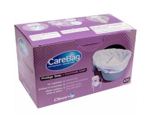 Σακούλες  για δοχεία WC  CAREBAG